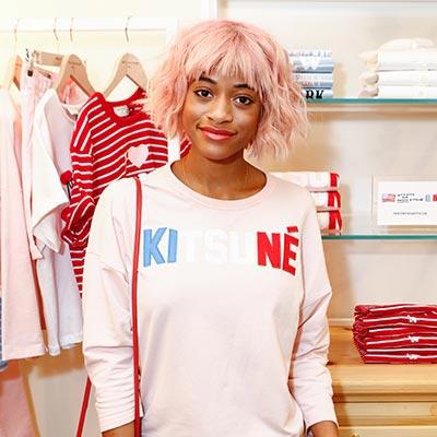 Maison Kitsuné Store Opening — New York