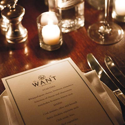 WANT Apothecary Dinner — Toronto Soho House